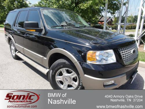 2004 Ford Expedition Suv Eddie Bauer 5 4l For Sale In