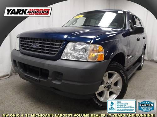 Ford Dealership Toledo >> 2004 Ford Explorer 4D Sport Utility XLS for Sale in Toledo ...