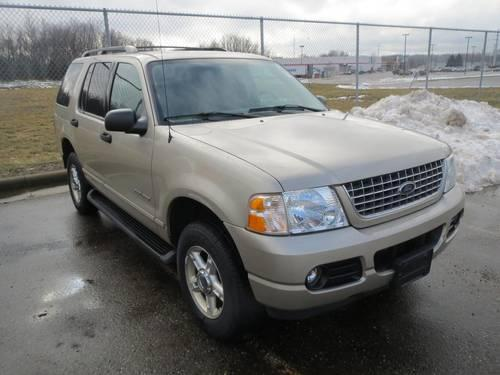 2004 ford explorer for sale in canton ohio classified. Black Bedroom Furniture Sets. Home Design Ideas