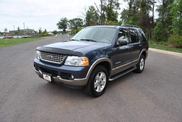 2004 ford explorer eddie bauer for sale in chantilly virginia classified. Black Bedroom Furniture Sets. Home Design Ideas
