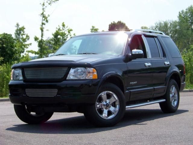 2004 Ford Explorer Limited For Sale In Lillington North