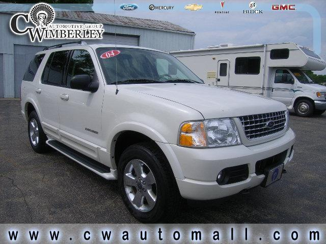 2004 ford explorer limited for sale in dowagiac michigan classified. Black Bedroom Furniture Sets. Home Design Ideas