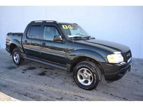 2004 ford explorer sport trac 4d sport utility xlt for sale in antioch illinois classified. Black Bedroom Furniture Sets. Home Design Ideas