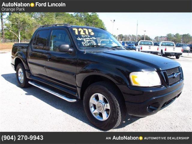 2004 Ford Explorer Sport Trac For Sale In Jacksonville