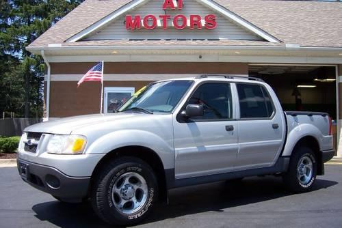 2004 Ford Explorer Sport Trac Truck For Sale In Monroe