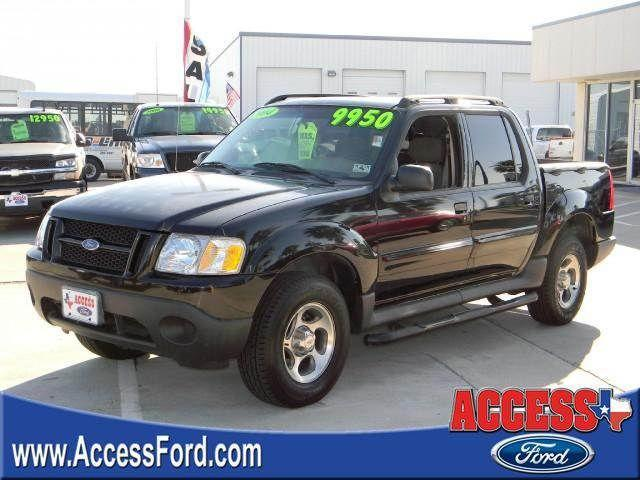 2004 Ford Explorer Sport Trac XLS For Sale In Corpus