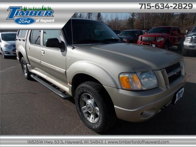 2004 ford explorer sport trac xlt 4dr xlt 4wd crew cab sb for sale in hayward wisconsin. Black Bedroom Furniture Sets. Home Design Ideas