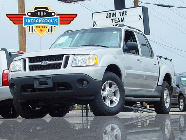2004 ford explorer sport trac xlt for sale in el paso for Indianapolis motors el paso tx