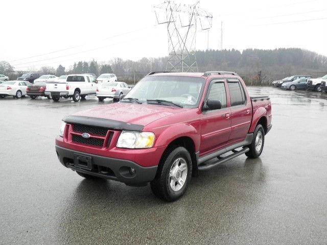 2004 ford explorer sport trac xlt for sale in adamsburg pennsylvania classified. Black Bedroom Furniture Sets. Home Design Ideas
