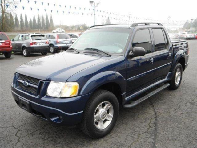 2004 ford explorer sport trac xlt for sale in mcminnville oregon classified. Black Bedroom Furniture Sets. Home Design Ideas