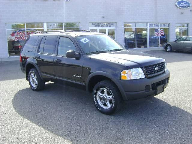 2004 ford explorer xls for sale in montpelier ohio classified. Black Bedroom Furniture Sets. Home Design Ideas