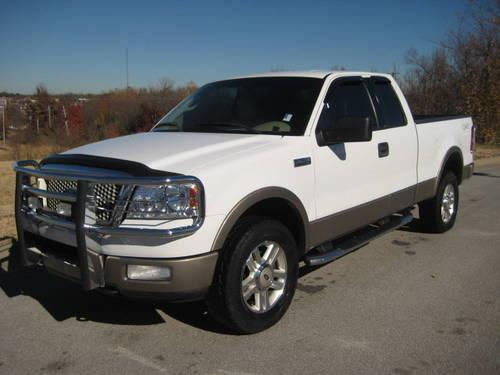 2004 Ford F 150 Ext Cab LARIAT 4x4 LEATHER HEATED SEATS