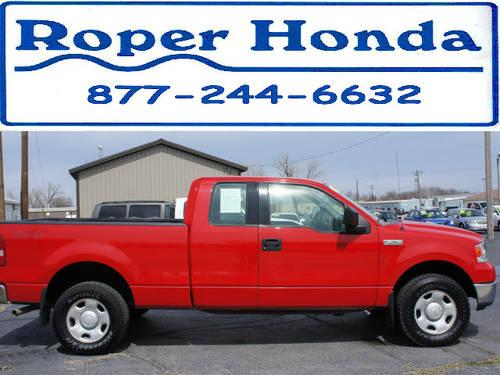 2004 ford f 150 extended cab pickup 4x4 xl for sale in belle center missouri classified. Black Bedroom Furniture Sets. Home Design Ideas