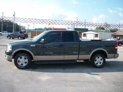 2004 ford f 150 extended cab pickup truck lariat for sale in decatur alabama. Cars Review. Best American Auto & Cars Review