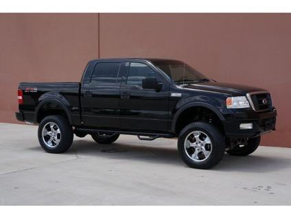 2004 ford f 150 fx4 black on black for sale in raleigh. Black Bedroom Furniture Sets. Home Design Ideas