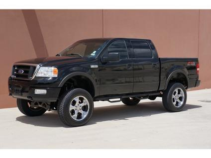 2004 ford f 150 fx4 off road 4x4 for sale in sioux falls south dakota classified. Black Bedroom Furniture Sets. Home Design Ideas