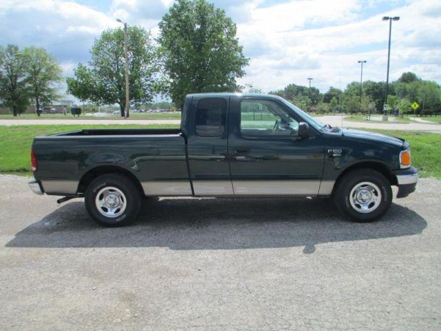 2004 ford f 150 heritage supercab for sale in granite city. Black Bedroom Furniture Sets. Home Design Ideas