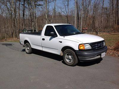 2004 ford f 150 heritage xl standard cab pickup 2 door 4 2l for sale in marshall virginia. Black Bedroom Furniture Sets. Home Design Ideas