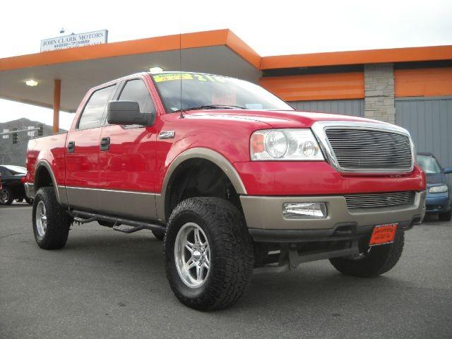 2004 ford f 150 lariat 4dr supercrew 4wd styleside 5 5 ft sb for sale in wenatchee washington. Black Bedroom Furniture Sets. Home Design Ideas