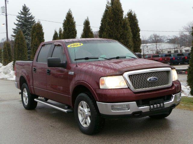 2004 ford f 150 lariat 4dr supercrew lariat 4wd styleside 5 5 ft sb for sale in meskegon. Black Bedroom Furniture Sets. Home Design Ideas