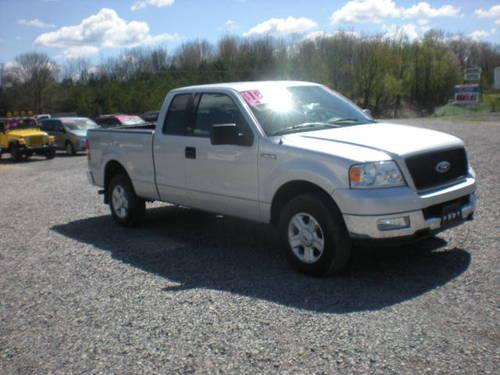 2004 ford f 150 lariat supercab 4wd for sale in butler pennsylvania classified. Black Bedroom Furniture Sets. Home Design Ideas