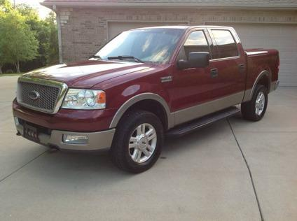 2004 Ford F 150 Lariat SuperCrew 4x4 Automatic for Sale in