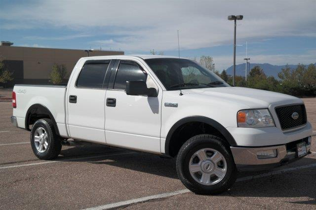 2004 ford f 150 xlt 4dr supercrew xlt 4wd styleside 5 5 ft sb for sale in colorado springs. Black Bedroom Furniture Sets. Home Design Ideas