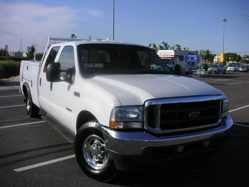 2004 FORD F-250 SUPER DUTY (TEXAS Truck (ie. No winter