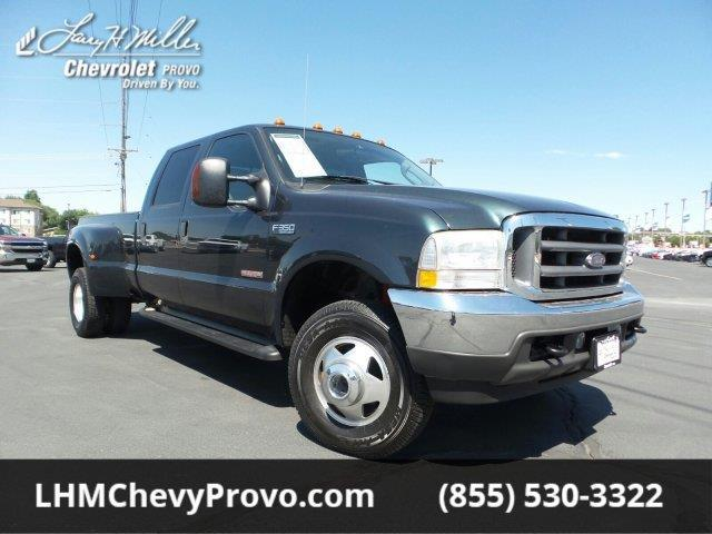 2004 Ford F 350 Super Duty Xl 4dr Crew Cab Xl 4wd Sb Drw