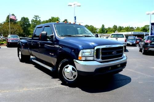2004 ford f 350 truck crew cab drw 4x2 for sale in morehead city north carolina classified. Black Bedroom Furniture Sets. Home Design Ideas