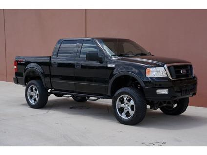2004 ford f150 fx4 4x4 crew cab for sale in chicago. Black Bedroom Furniture Sets. Home Design Ideas
