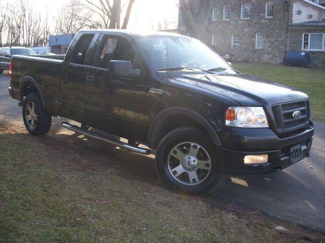 2004 ford f150 fx4 for sale in leesburg virginia. Black Bedroom Furniture Sets. Home Design Ideas