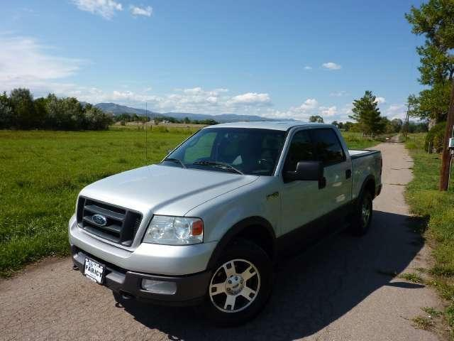 2004 ford f150 fx4 2004 ford f 150 fx4 car for sale in canon city co 4368206727 used cars. Black Bedroom Furniture Sets. Home Design Ideas
