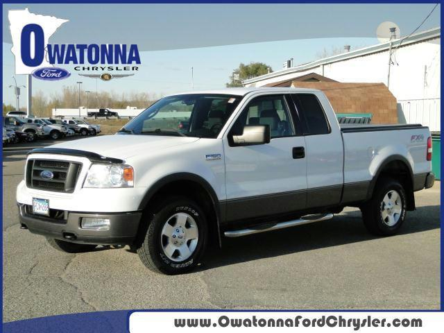 2004 ford f150 fx4 for sale in owatonna minnesota classified. Black Bedroom Furniture Sets. Home Design Ideas