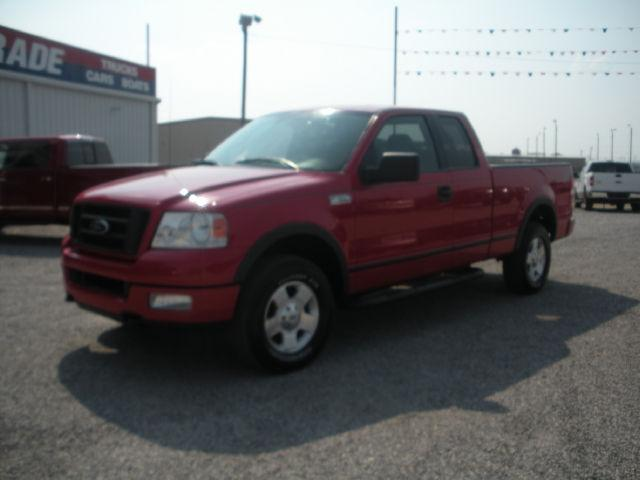 2004 ford f150 fx4 supercab for sale in roland oklahoma. Black Bedroom Furniture Sets. Home Design Ideas