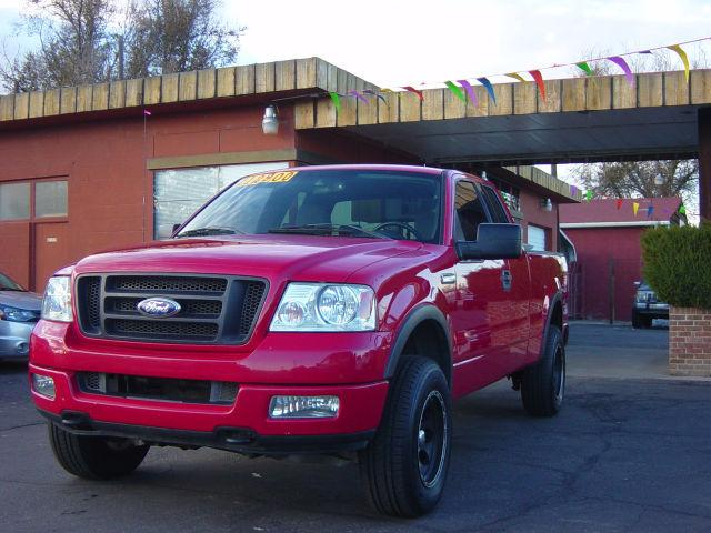 2004 ford f150 fx4 supercab for sale in greeley colorado. Black Bedroom Furniture Sets. Home Design Ideas
