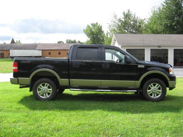 2004 ford f150 lariat for sale in swanton vermont classified. Black Bedroom Furniture Sets. Home Design Ideas
