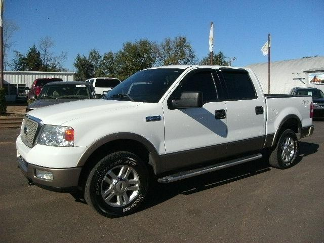 2004 ford f150 lariat supercrew for sale in magnolia arkansas classified. Black Bedroom Furniture Sets. Home Design Ideas