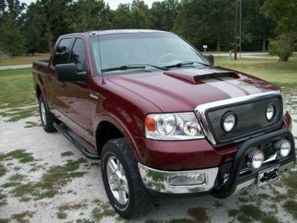 2004 ford f150 lariat supercrew for sale in los angeles california classified. Black Bedroom Furniture Sets. Home Design Ideas