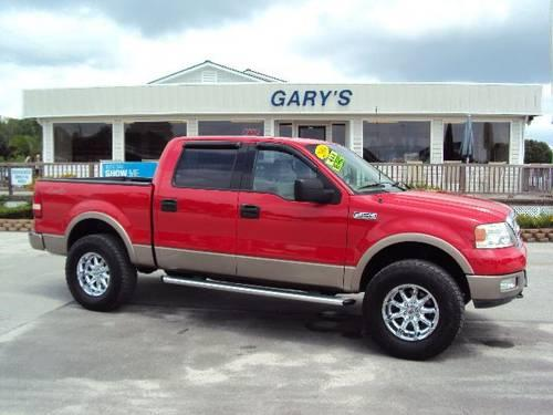 2004 ford f150 pickup lariat for sale in north topsail beach north. Black Bedroom Furniture Sets. Home Design Ideas