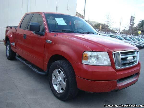 2004 ford f 150 stx review. Black Bedroom Furniture Sets. Home Design Ideas