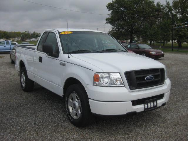 2004 ford f150 stx for sale in mount carmel illinois classified. Black Bedroom Furniture Sets. Home Design Ideas