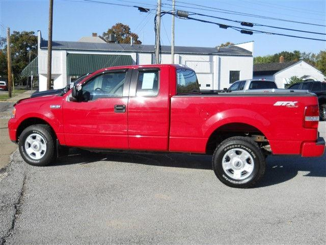 2004 ford f150 stx for sale in robinson illinois classified. Black Bedroom Furniture Sets. Home Design Ideas