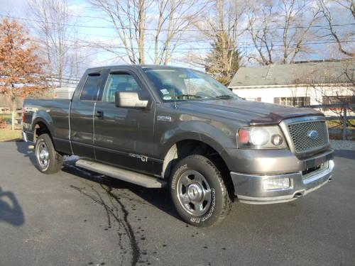 2004 Ford F150 SuperCab XLT 4X4 for Sale in Allentown New