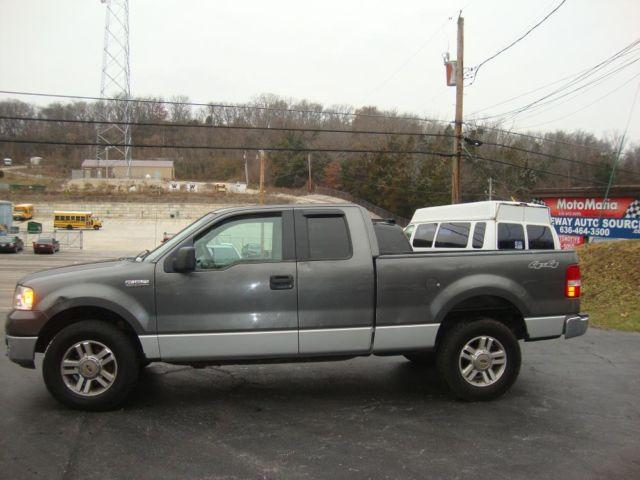 2004 FORD F150 XLT 5 4L TRITON 4X4 4 DOORS LOW MILES for