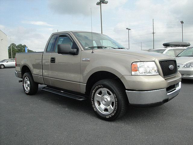 2004 ford f150 xlt options for Ford f150 motor options