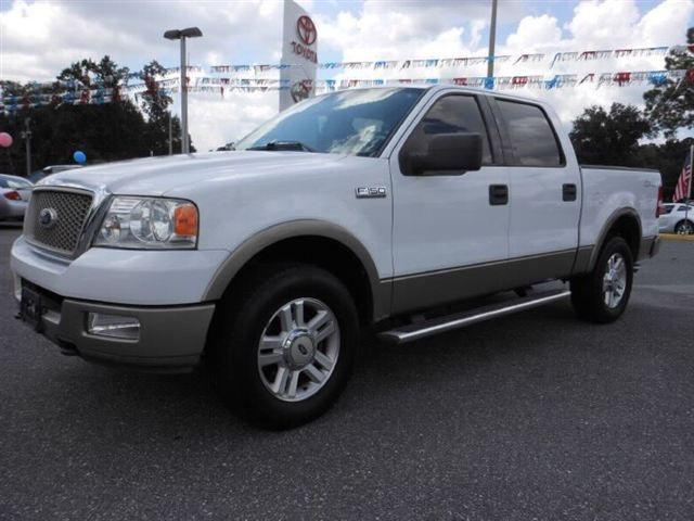 2004 ford f150 for sale in lake city florida classified. Black Bedroom Furniture Sets. Home Design Ideas