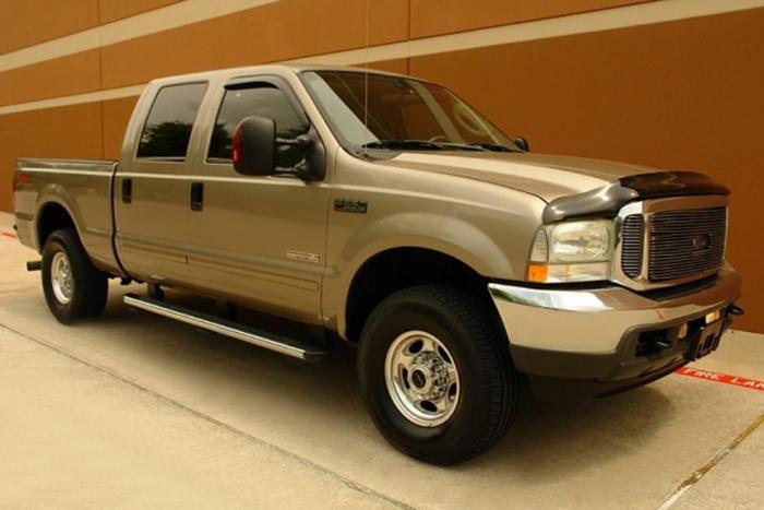 2004 ford f250 lariat fx4 crew cab diesel short bed 4wd. Black Bedroom Furniture Sets. Home Design Ideas