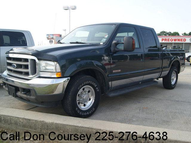 2004 ford f250 xlt for sale in baton rouge louisiana classified. Black Bedroom Furniture Sets. Home Design Ideas