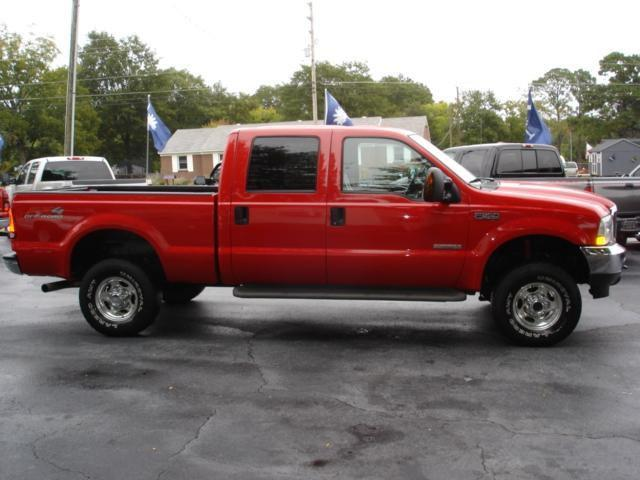 2004 ford f350 lariat for sale in anderson south carolina classified. Black Bedroom Furniture Sets. Home Design Ideas